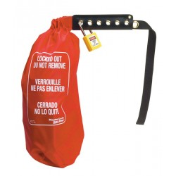 Master Lock 453XL Extra Large Lockout Cinch Sack