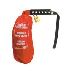 Master Lock 453XXL Extra Extra Large Lockout Cinch Sack
