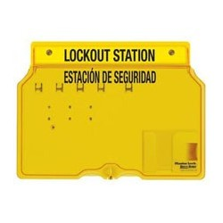 Master Lock 1482BES Padlock Station