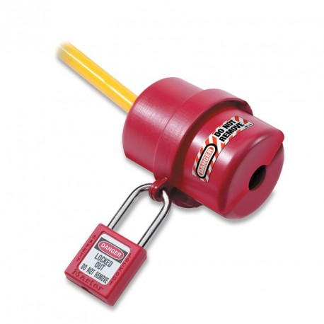 Master Lock 487 Small Electrical Plug Cover