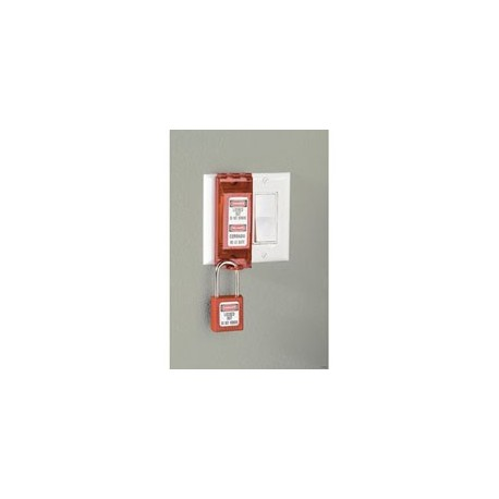 Master Lock 496B Universal Wall Switch Cover