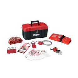 Master Lock 1457V1106KA - Portable Personal Lockout Kit - Valves
