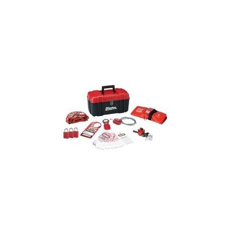 Master Lock 1457V1106KA - Portable Personal Lockout Kit - Valves