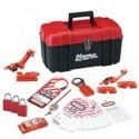 Master Lock 1457E1106KA - Portable Personal Lockout Kit - Electrical