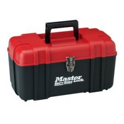 Master Lock S1017 - Lockout Toolbox (Unfilled)