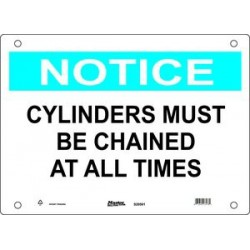 Master Lock S20500, S20501, S20502 Guardian Extreme Sign - Notice Signs
