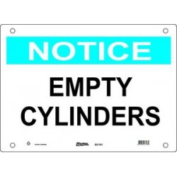 Master Lock S21100, S21101, S21102 Guardian Extreme Sign - Notice Signs