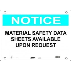 Master Lock S22000, S22001, S22002 Guardian Extreme Sign - Notice Signs