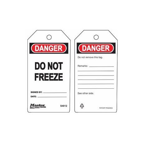 master lock s4012 guardian extreme danger tag