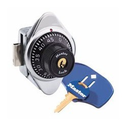 Master Lock 1636MKADA Built In Combination Locker Lock ADA