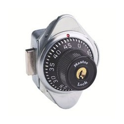 Master Lock 1670 Built In Combination Locker Lock