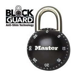Master Lock 2076 SmoothSpin Combination Padlock