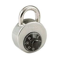 Master Lock 2002S High Security Combination Padlock