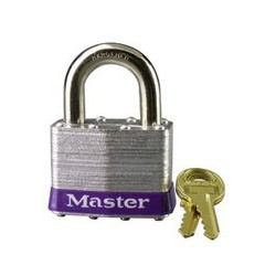 "Master Lock 5D Non-Rekeyable Laminated Steel Pin Tumbler Padlock 2"" (51mm)"