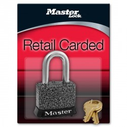"Master Lock 380D RUST-OLEUM Certified Padlock 1-9/16"" (40mm)"
