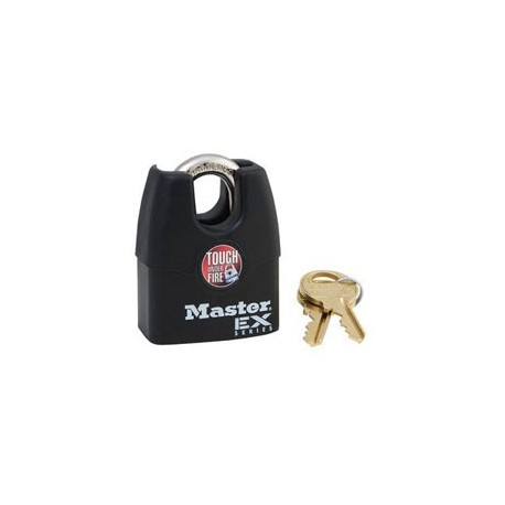 Master Lock 3DEX  EX Series Shrouded Padlock