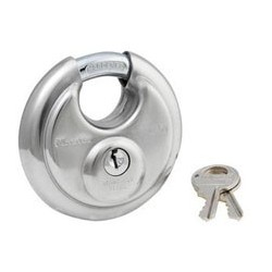 "Master Lock 40KADPF Keyed Alike No. 40 Diskus Padlock 2-3/4"" (70mm)"