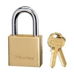 Master Lock 575DPF Solid Brass Padlock