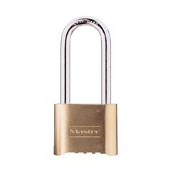 Master Lock 175DLH Set-Your-Own Combination Padlock