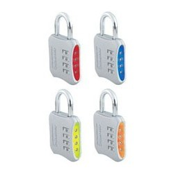 Master Lock 653D Set-Your-Own Combination Padlock