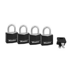 Master Lock 131Q Solid Body No. 131 Padlock