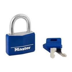 Master Lock 142DCM  Solid Body No. 142 Padlock
