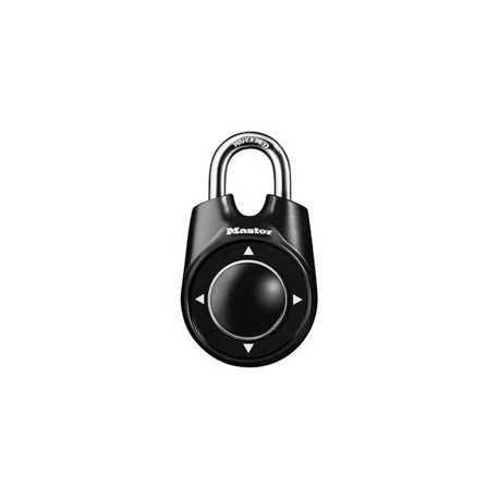 Master Lock 1500iD Speed Dial Set-Your-Own Combination Padlock