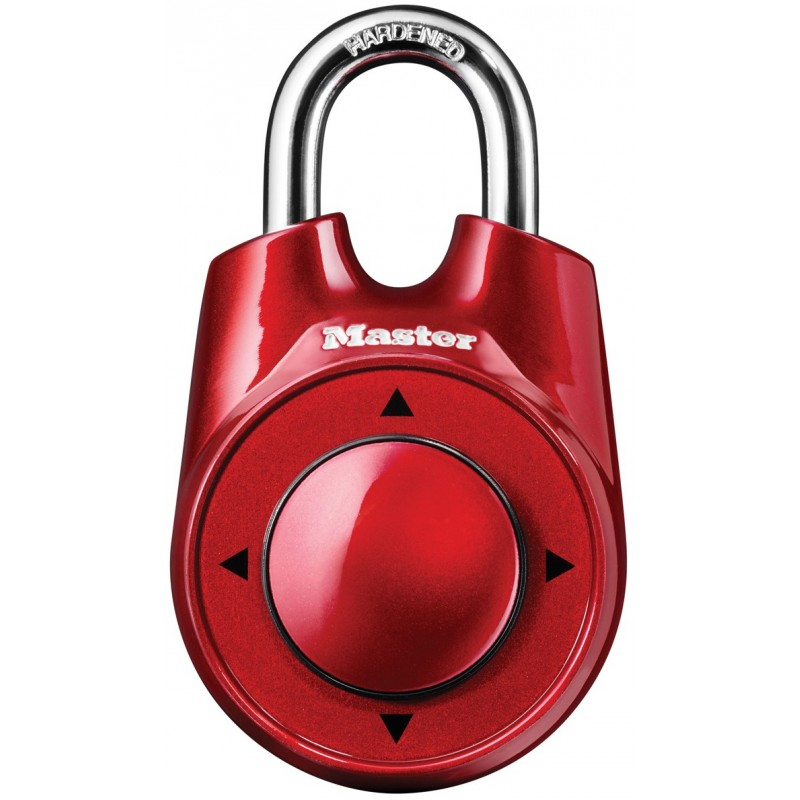 Master Lock 1500id Speed Dial Set Your Own Combination Padlock