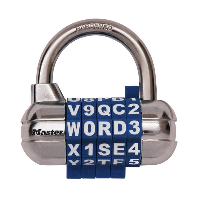 Master Lock 1534d Password Plus Set Your Own Combination