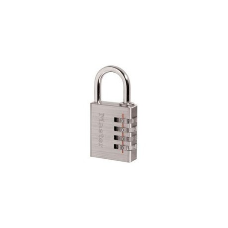 "Master Lock 643D - Combination Luggage Padlock 1-9/16"" (40mm)"