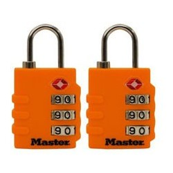 4684T TSA-Accepted Padlock - Set-Your-Own-Combination