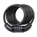 Master Lock 8114D Quantum 8 Combination Cable Lock
