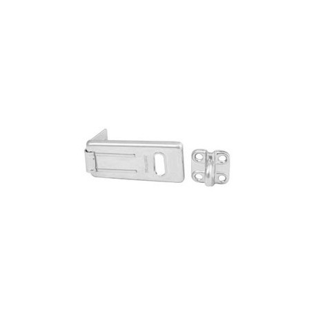 Master Lock 702D Standard Use Hard Wrought Steel Hasp