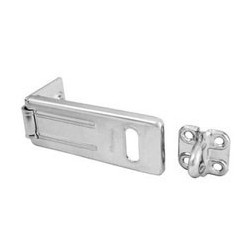 Master Lock 703D Standard Use Hard Wrought Steel Hasp