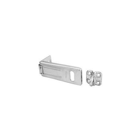 Master Lock 703D Standard Use Hard Wrought Steel Hasp