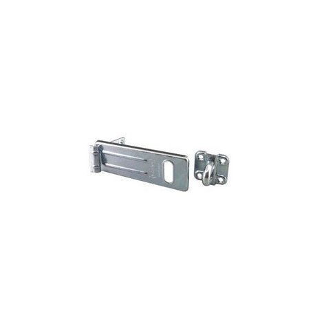 Master Lock 706D Standard Use Hard Wrought Steel Hasp