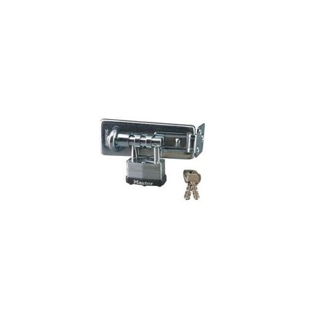 Master Lock 450D Standard Use Hard Wrought Steel Hasp
