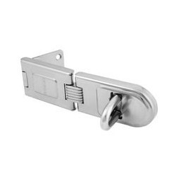 Master Lock 720DPF Single Hinge Hasp