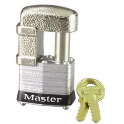 Master Lock 37KA Coupler Latch Padlock Keyed Alike