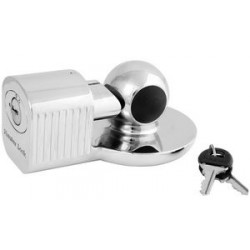 Master Lock 377KA Keyed Alike Universal Coupler Lock