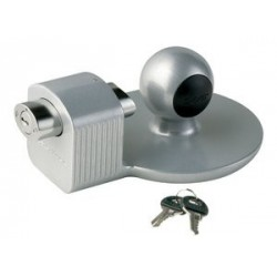 Master Lock 378KA Keyed Alike Universal Coupler Lock
