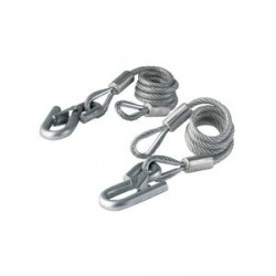 Master Lock 2829DAT Safety Cable