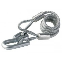 "Master Lock 2830DAT Accessories - 40"" Towing Safety Cable"