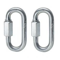 "Master Lock 2983DAT Accessories - 5/16"" Safety Links 2-Pack"