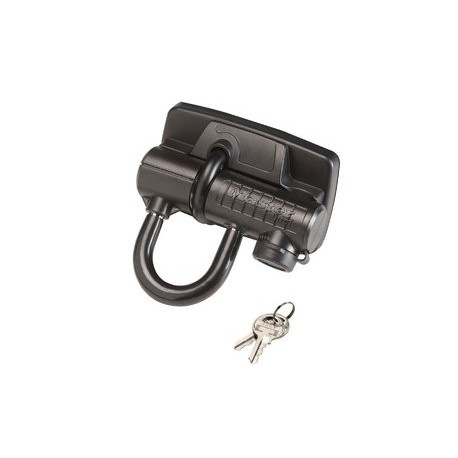 Master Lock 8287KAAT Truck Bed U-Lock Keyed Alike