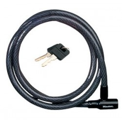 Master Lock 8153DAT 6' Cable and Integrated Keyed Lock