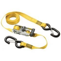 Master Lock 3057DAT Premium Ratchet Tie-Down w/Strap Trap