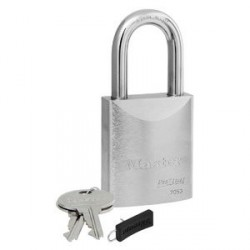 "Master Lock 7053 Pro Series Recodable Solid Steel Padlock 2"" (51 mm)"