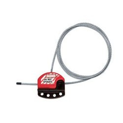 Master Lock S806CBL3 OSHA Adjustable Cable Lockout