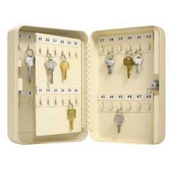 Master Lock 7101D 48-Count Key Cabinet